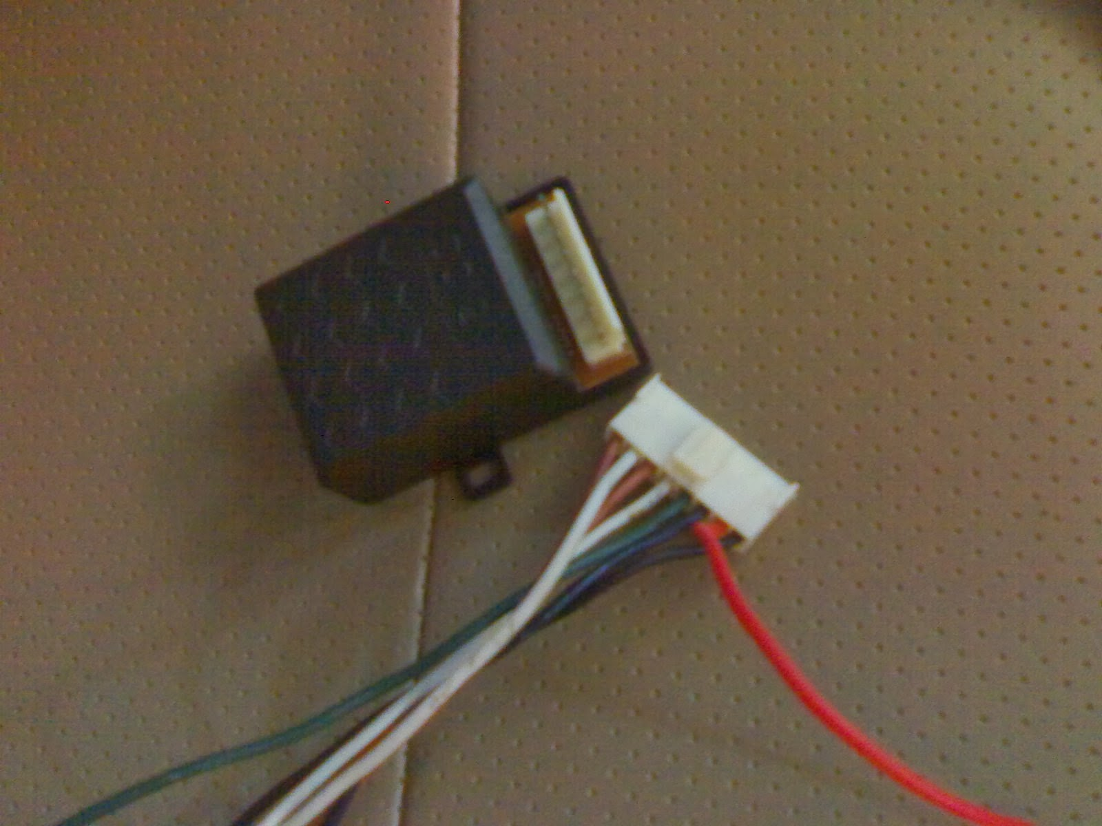 Cara Setting Alarm Grand New Avanza Toyota Yaris 2014 Trd Bekas Pasang Central Lock Module Pada All Xenia