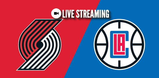 LIVE STREAMING: Portland Trail Blazers vs LA Clippers 2018-2019 NBA Season