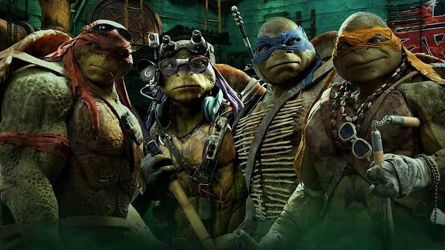 Fotograma: Ninja Turtles: Fuera de las sombras