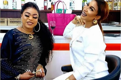 'Until You Criticize Bobrisky's Lifestyle, You Are Not Qualify To Be Director Of CYMS' - Uche Maduagwu Drags Tonto Dikeh