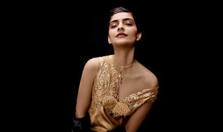 Sonam Kapoor Trendy pics from Elle India magazine September 2016