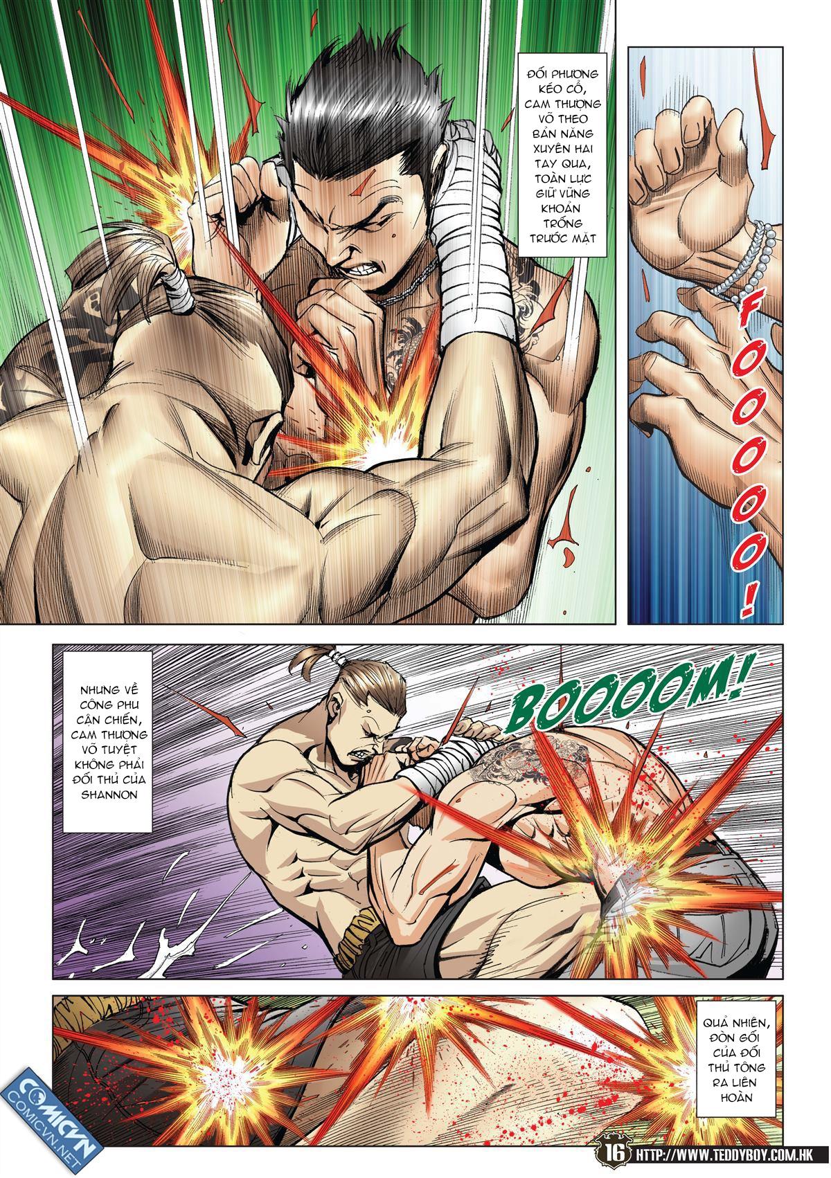Người Trong Giang Hồ chapter 2143: ác chiến vua muay thai trang 14