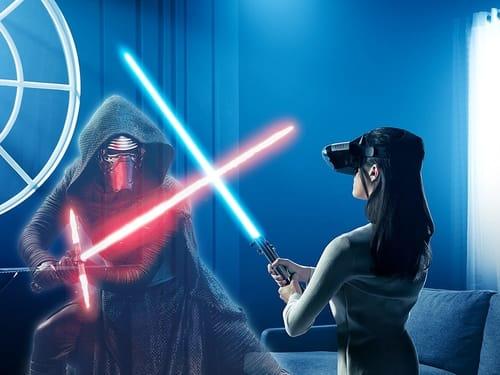 Lenovo Smartphone Powered  Star Wars Jedi Challenges