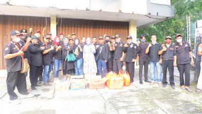 BPPKB DPAC Cibodas sambut Ramadhan dengan berbagi Takjil dan pengesahan DPRT