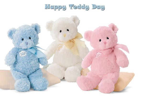 Happy Teddy Day Photos for Boyfriend