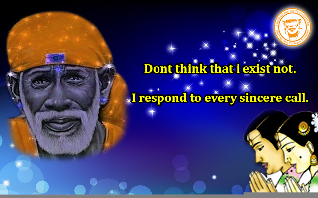 Praying Baba To Heal The Situation - Anonymous Sai Devotee