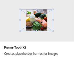 Frame tool Photoshop dan fungsinya