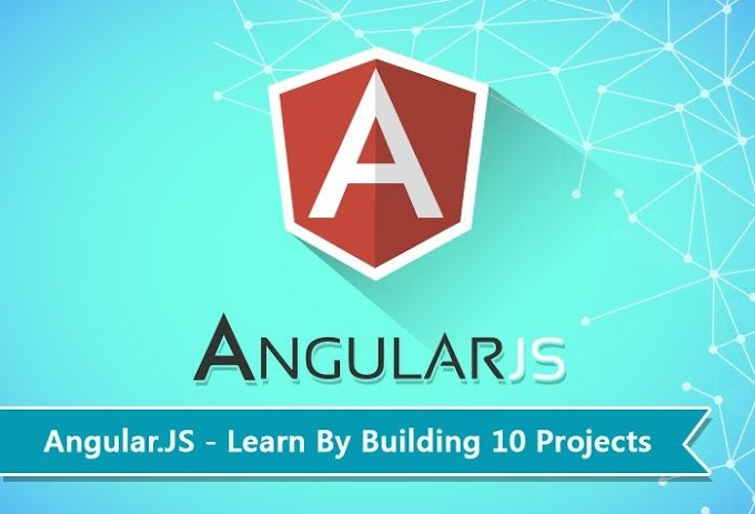 Learn Angular.Js by Building 10 Projects [Free Online Course] - TechCracked