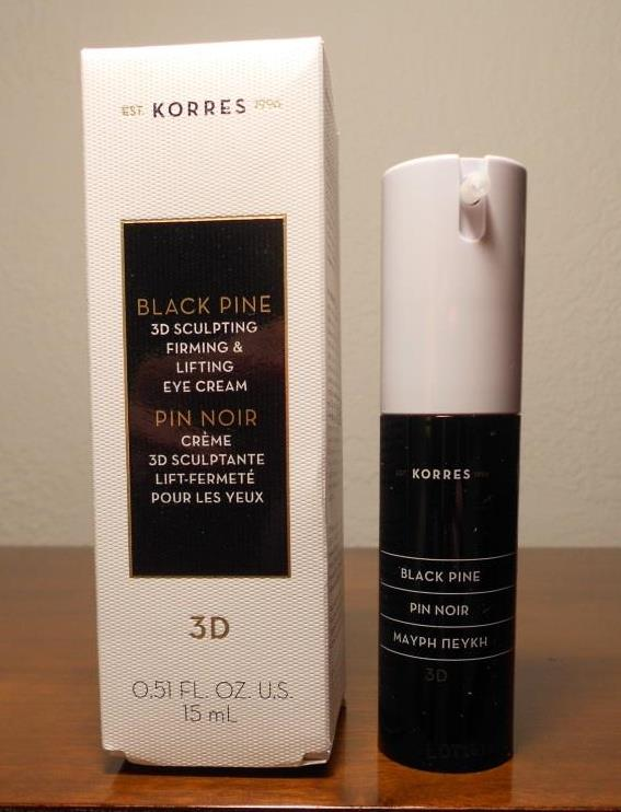 Black Pine 3D Sculpting, Firming & Lifting Eye Cream