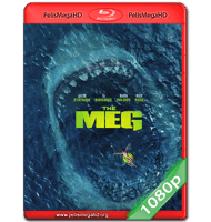 MEGALODÓN (2018) FULL 1080P HD MKV ESPAÑOL LATINO