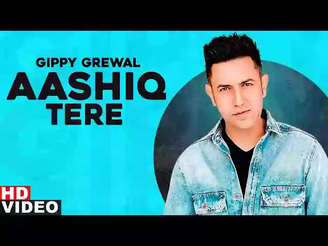 Aashiq Tere Lyrics - Gippy Grewal | Mirza The Untold Story