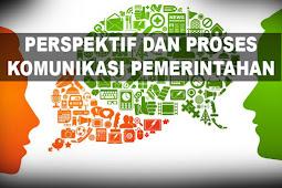 Perspektif Dan Proses Berfikir Dalam Komunikasi Pemerintahan