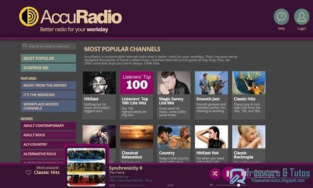 Les 6 meilleures applications en ligne gratuites pour écouter les radios du monde entier