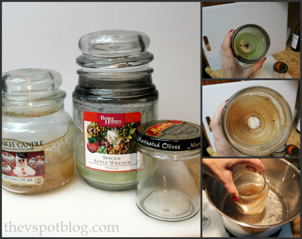How to make your own DIY jar candles (using recycled jars ...