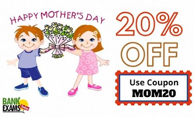 Mother's Day Offer on BankExamsToday