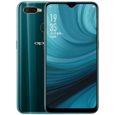 Harga dan Spesifikasi Oppo A7