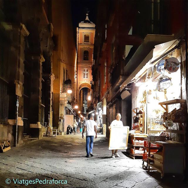 Campania, Itàlia, Patrimoni de la Humanitat, Unesco