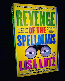 The Spellman Files Book #3 by Lisa Lutz