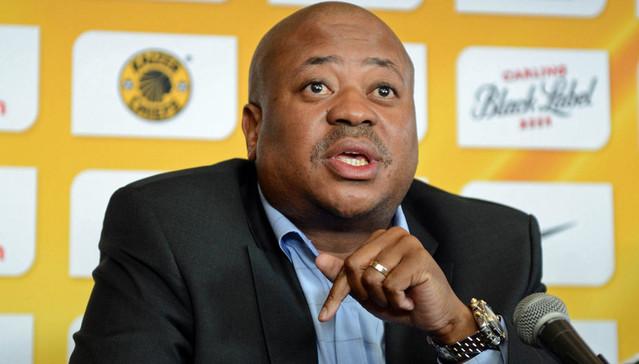 Kaizer Chiefs manager Bobby Motaung