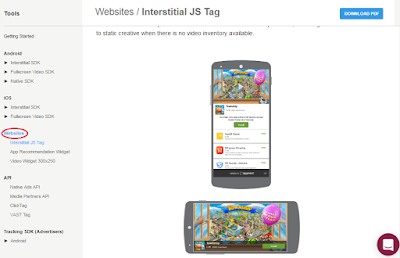 how to add appnext ads in blogger mobile site