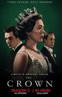 The Crown Season 3 In Dual Audio Hindi WEB-DL 720p