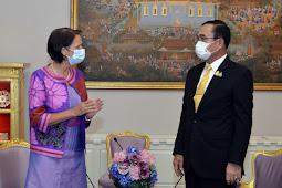 PBB Temui Prayuth Chan-o-Cha, Minta Thailand Bantu Akhiri Krisis Myanmar
