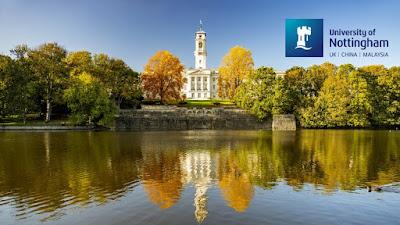 منح جامعة نوتنغهام في المملكة المتحدة 2021 للماجستير - ممولة بالكامل