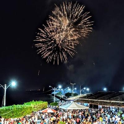 SALINAS: Prefeitura realiza mais um ano grande festa de Réveillon
