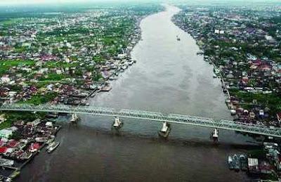 Inilah Sungai di Indonesia Yang Dianggap Paling Angker Dan Bikin Merinding