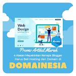Promo Artikel Murah: 4 Alasan Meyakinkan Blogger Harus Beli Hosting dan Domain di Domainesia