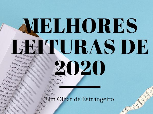 Melhores Leituras de 2020