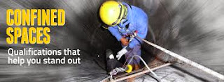 How work in a confined space
