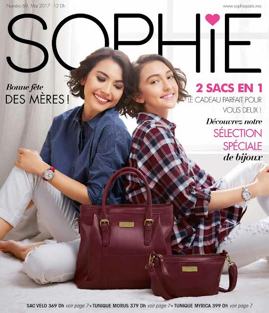 catalogue sophie paris mai 2017