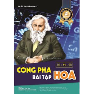 Công Phá Bài Tập Hóa lớp 10-11-12 ebook PDF-EPUB-AWZ3-P