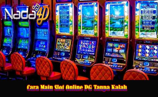 Cara Main Slot Online PG Tanpa Kalah