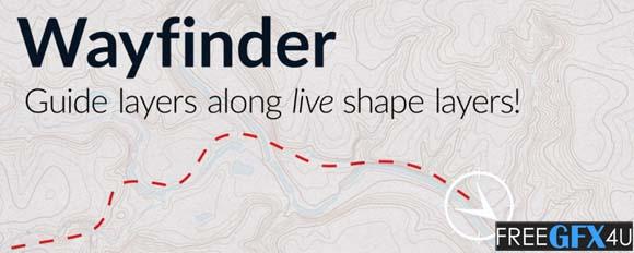 Wayfinder V1.2.1 For After Effects