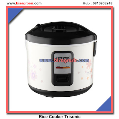 Rice Cooke 3 in 1 Trisonic 1.5 Liter