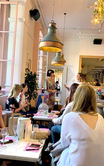 Danielle Levy, Boss Babes Brunch, Social Butterfly North, Liverpool blogger, Wirral blogger,