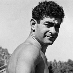 Olympic swimmer and Holocaust survivor, Alfred Nakache