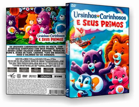 DVD URSINHOS CARINHOSOS E SEUS PRIMOS 2019 - ISO