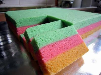 resep membuat kue basah