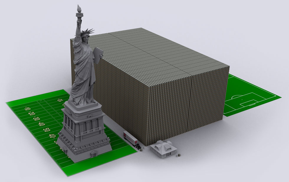 Trillion Dollar Homes