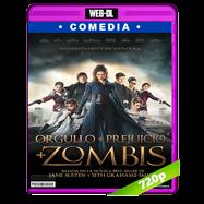 Orgullo, prejuicio y zombis (2016) WEB-DL 720p Audio Ingles 5.1 Subtitulada