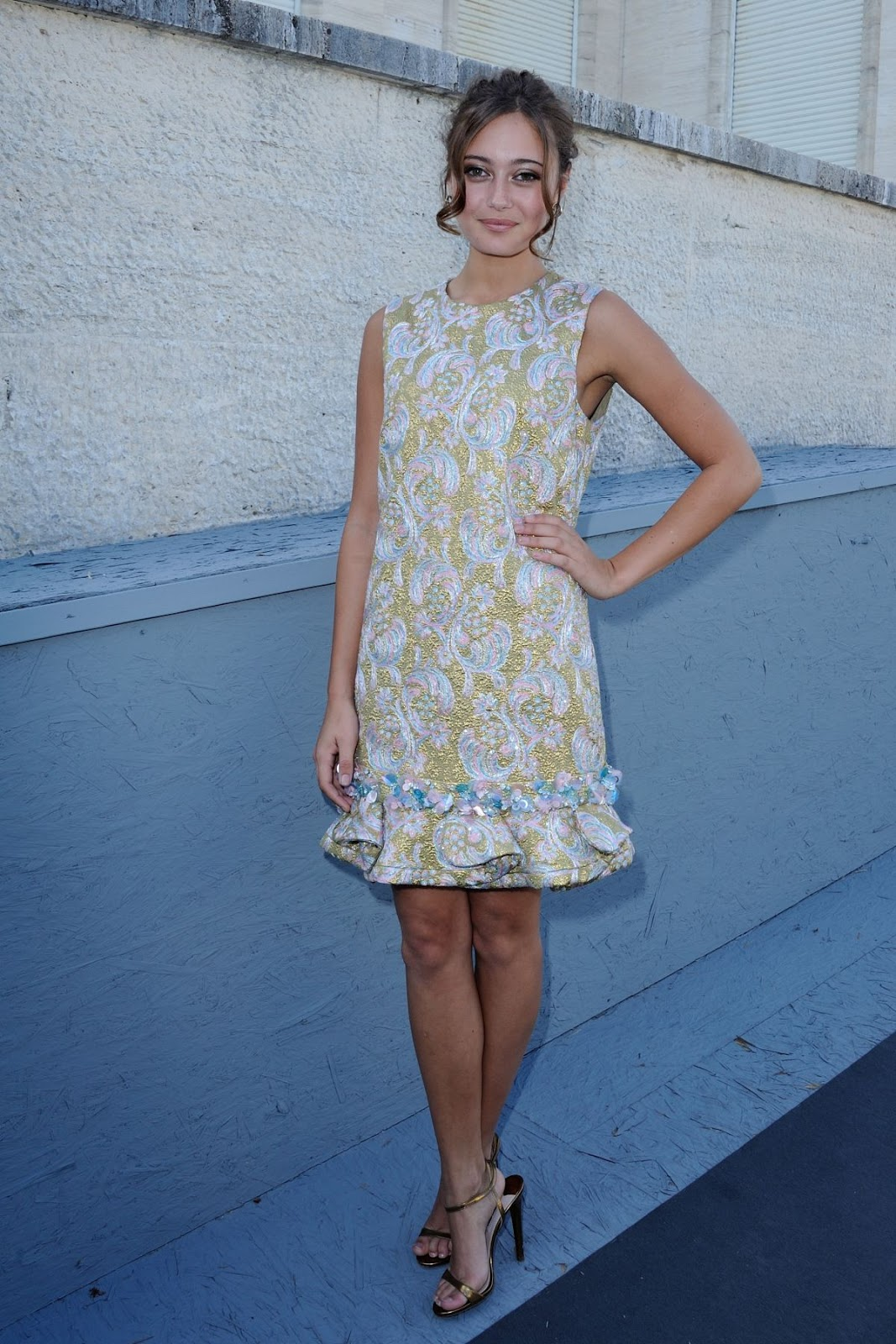 HQ Photos of Ella Purnell Photocall For Women's Tales During The 2016  73rd Venice Film Festival in Venice Italy