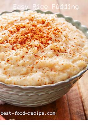 Easy Rice Pùdding Recipe