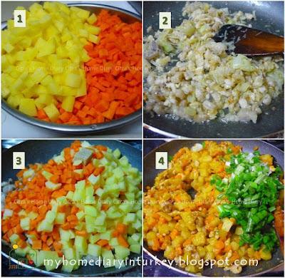 Karipap Pusing / Spiral Curry Puff | Çitra's Home Diary