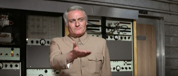 Charles Gray in Diamonds are Forever