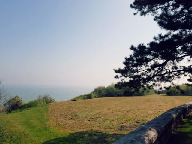 Cimetière américain colleville sur mer calvados normandie plages du débarquement dday
