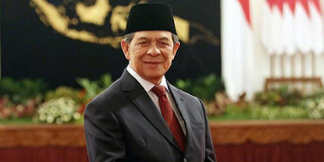 Mantan Gubernur Sulut Sekaligus Dubes RI Di Filipina Sinyo Harry Sarundajang Tutup Usia