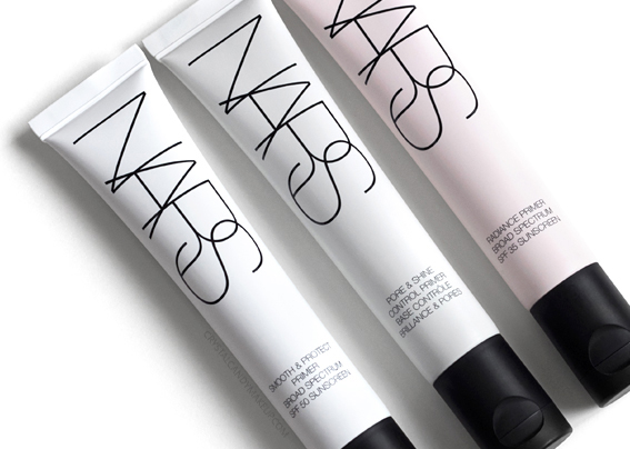 NARS Radiance Pore Shine Control Smooth Protect Face Primers